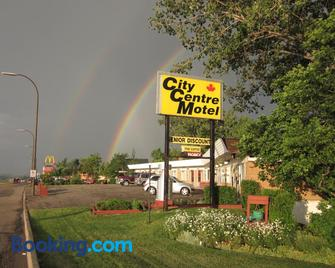 City Centre Motel - Swift Current - Building