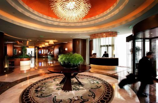 Park Plaza Beijing Wangfujing - Πεκίνο - Σαλόνι ξενοδοχείου