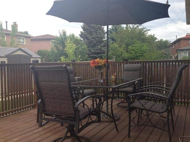 Amanda's Bed & Breakfast - Markham - Balcony