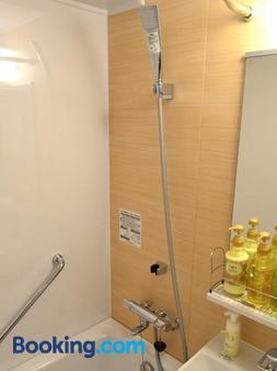Yokohama Mandarin Hotel - Yokohama - Bathroom
