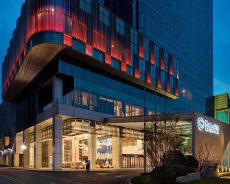 Sheraton Zibo Hotel - Zibo - Будівля