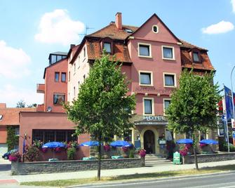 Hotel Rothenburger Hof - Rothenburg ob der Tauber - Gebouw