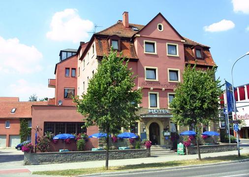 Hotel Rothenburger Hof - Ρότενμπουργκ ομπ ντερ Τάουμπερ - Κτίριο