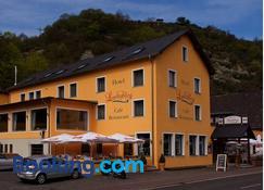Hotel Cafe Restaurant Loreleyblick - Sankt Goar - Edifício