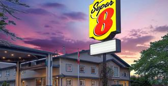 Super 8 by Wyndham Sault Ste Marie On - Sault Ste Marie - Κτίριο