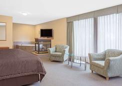 Super 8 by Wyndham Sault Ste Marie On - Sault Ste Marie - Bedroom