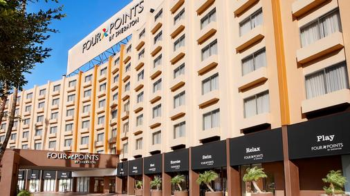 Four Points by Sheraton Los Angeles International Airport - Los Angeles - Rakennus