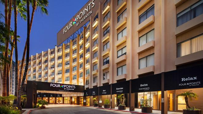 Four Points by Sheraton Los Angeles International Airport - Los Angeles - Building