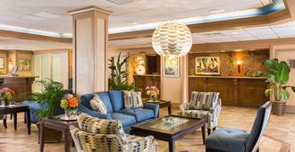 Westgate Myrtle Beach Oceanfront Resort - מירטל ביץ' - טרקלין