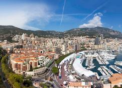 Aparthotel Adagio Monaco Monte-Cristo - Beausoleil - Udsigt
