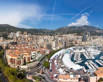 Aparthotel Adagio Monaco Monte-Cristo - Beausoleil - Venkovní prostory