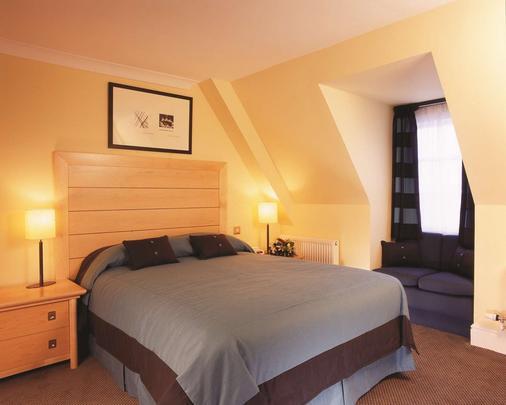 De Vere Devonport House - London - Phòng ngủ