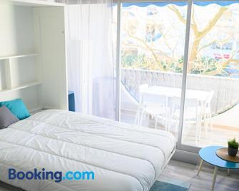 Bleu d'été - La Grande-Motte - Bedroom
