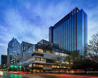 JW Marriott Austin - Austin - Building