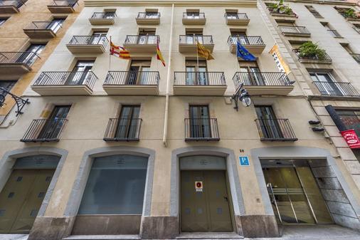 Hostal Operaramblas - Barcelona - Building