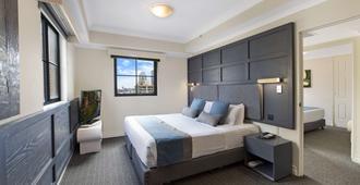 YEHS Hotel Sydney Harbour Suites - Sydney - Bedroom