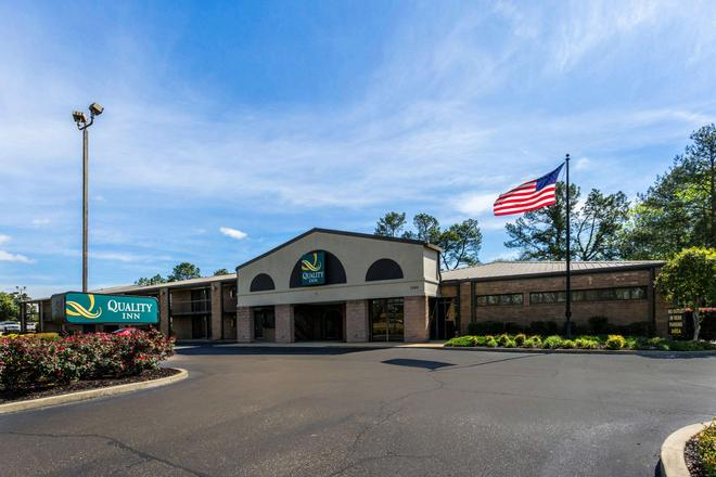 Quality Inn - Tupelo - Building