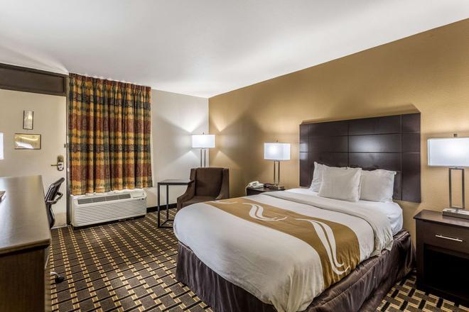 Quality Inn - Tupelo - Bedroom