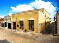 Hotel Francis Drake - Campeche - Edificio
