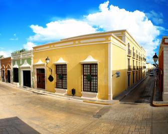 Hotel Francis Drake - Campeche - Building
