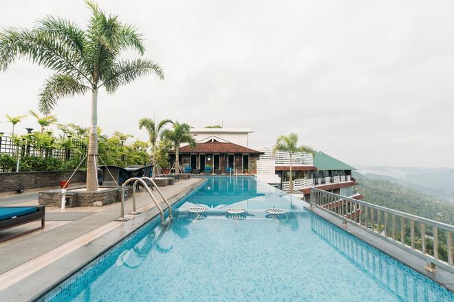 The Panoramic Getaway - Munnar - Pool