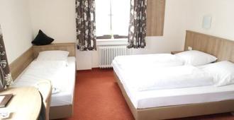 Hotel Neuner - מינכן - חדר שינה