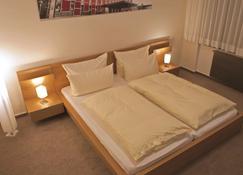 Hotel Crede Garni - Kassel - Schlafzimmer