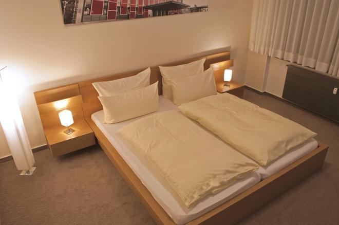 Hotel Crede Garni - Kassel - Bedroom