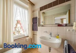 Hotel am Rathaus - Oberstaufen - Phòng tắm