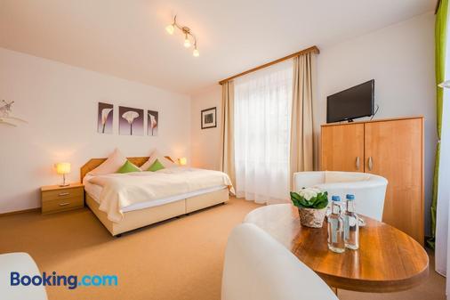 Hotel am Rathaus - Oberstaufen - Phòng ngủ