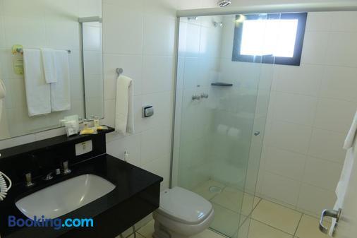 Saint Peter Hotel - São José do Rio Preto - Phòng tắm