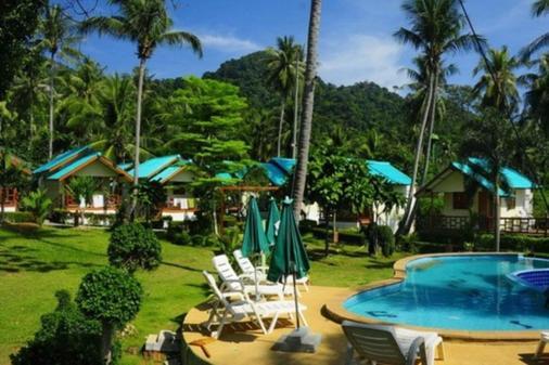 Green Cottage Beach Resort - Ko Chang - Rakennus