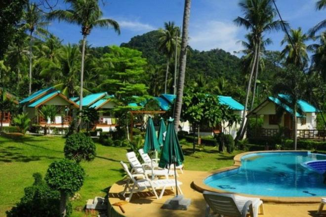 Green Cottage Beach Resort - Ko Chang - Building