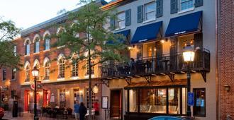 Hotel Indigo Old Town Alexandria - Alexandria - Edifício