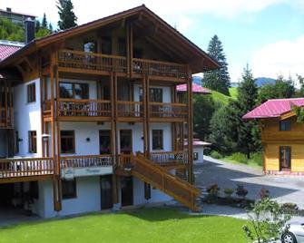 Hotel Forellenbach - Fischen im Allgau - Building