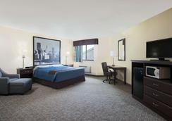 Super 8 by Wyndham Grove City - Grove City - Schlafzimmer