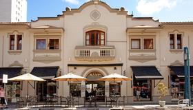 Estalagem do Café - Pocos de Caldas - Gebäude