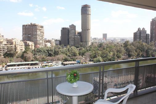 Horizon Shahrazad Hotel - Kairo - Parveke