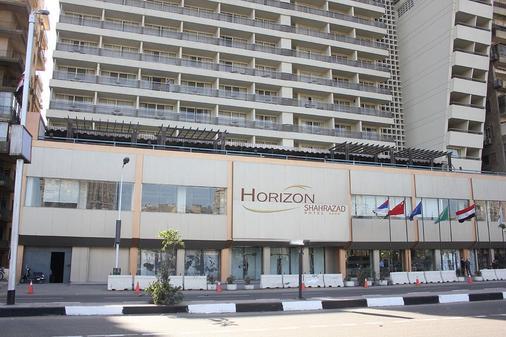 Horizon Shahrazad Hotel - Kairo - Rakennus