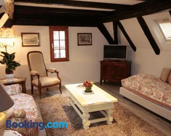 Jeanne - Appartement - Kaysersberg-Vignoble - Wohnzimmer