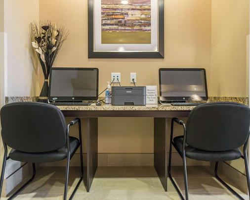 Comfort Inn & Suites Edmonton International Airport - Nisku - Business centre
