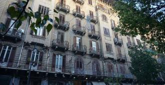 Ambasciatori Hotel - Palermo - Edifício