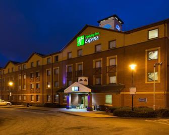 Holiday Inn Express Stoke ON Trent - Stoke-on-Trent - Κτίριο