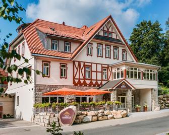 Hotel Villa Bodeblick - Schierke - Building