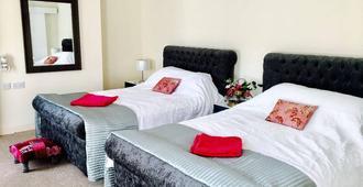 VILLA MENTONE HOTEL - Shanklin - Bedroom