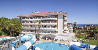 Hotel Gran Garbi Mar - Lloret de Mar - Edificio