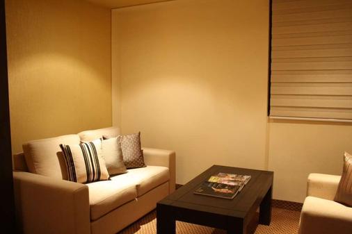 Grand Hotel Beirut - Beirut - Living room
