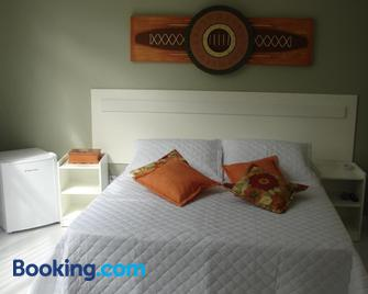 Pousada Lava-Pés - Itabira - Bedroom