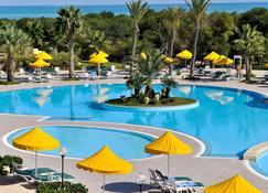 Ramada Plaza by Wyndham Tunis - Gammarth - Pool