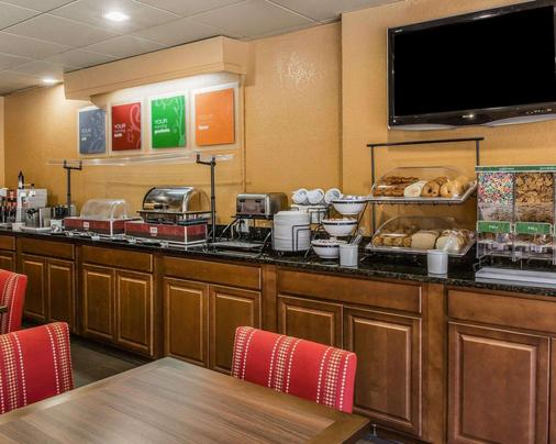 Comfort Inn and Suites Lakeland - Lakeland - Buffet